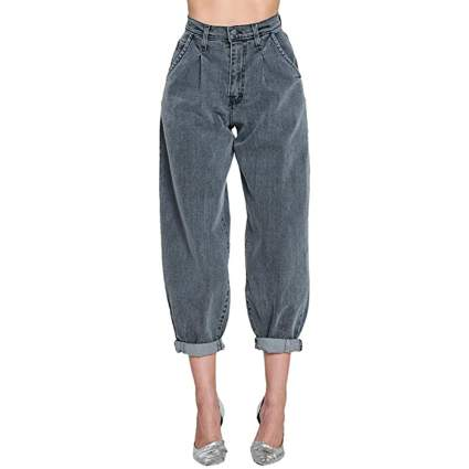 Little Vintage Girls Mom Jeans