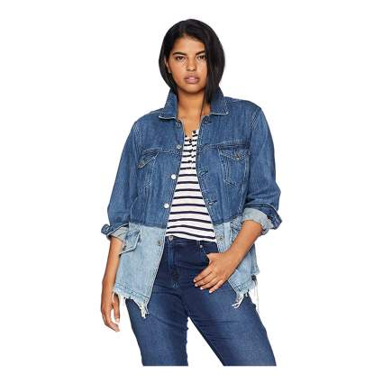 Lucky Plus Size Denim Jacket