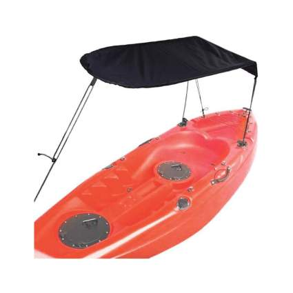 MOOCY Sun Shade Canopy for Kayaks and Canoes
