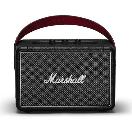 Marshal brand bluetooth speaker