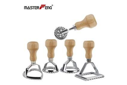 Master Feng ravioli maker