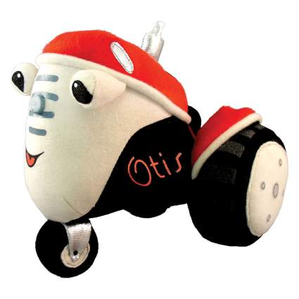 Plush toy of Otis the tractor