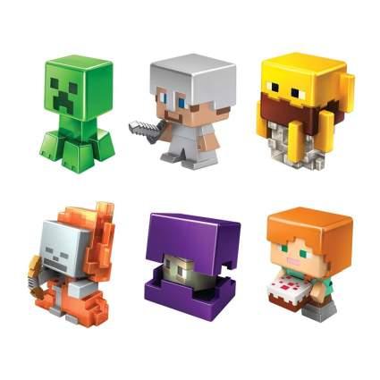 Minecraft All-Stars Mini Figure Six-Pack