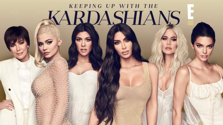 """Keeping Up with the Kardashians"" Key Art. The new season premieres September 17, 2020."