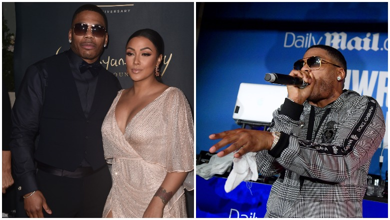 Is nelly 2013 who dating now Shantel Jackson: