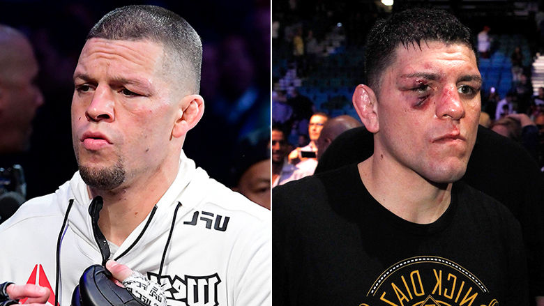 UFC Fighters Nick and Nate Diaz