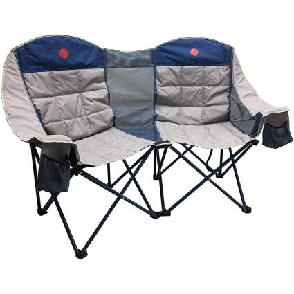 Loveseat camp chair