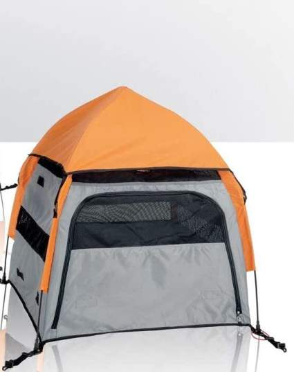 Petego dog camping tent for list