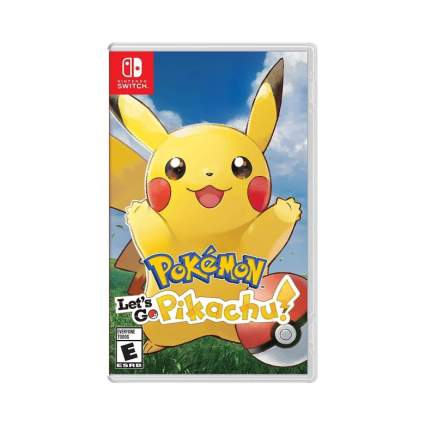 Pokemon: Let's Go, Pikachu!