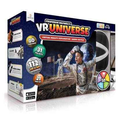 virtual reality space science kit