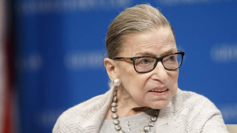 Ruth Bader Ginsburg replacement