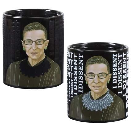 heat changing RBG coffee mug