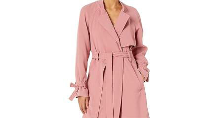 Rachel Roy Plus Size Trenchcoat