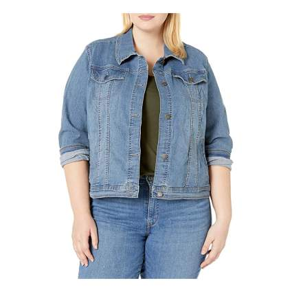 Riders by Lee plus size denim jacket
