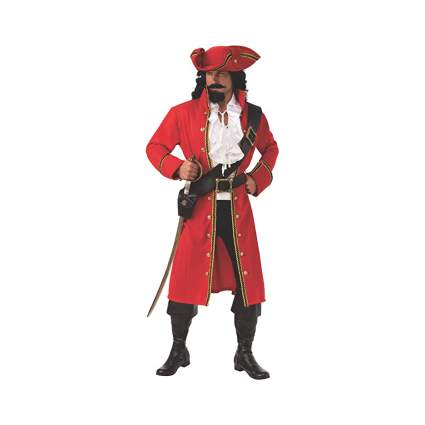 Rubie's Pirate Captain Costume for Adults