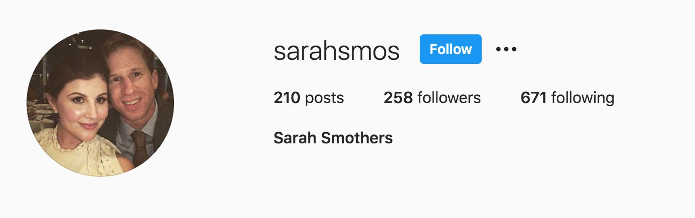 sarah smothers