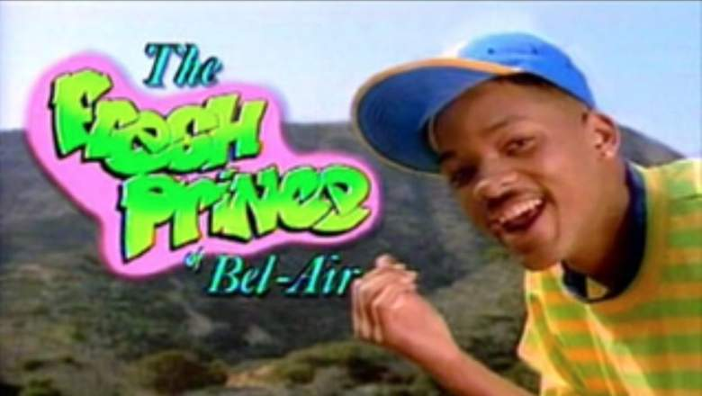 Will Smith Prince of Bel Aire