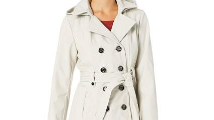 Shebby Trench Coat