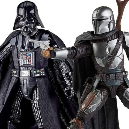Star Wars The Black Series figures
