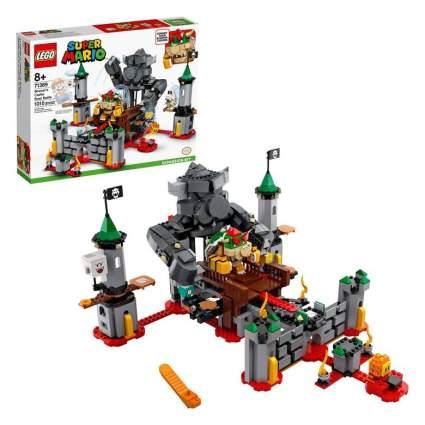 Lego Super Mario Bowser's Castle Boss Battle Expansion