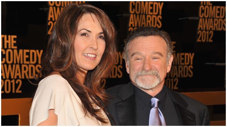 Robin Williams wife Susan Schneider