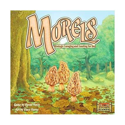 Morels board game