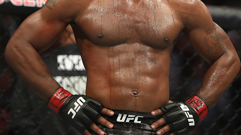 UFC Fighter Tyron Woodley