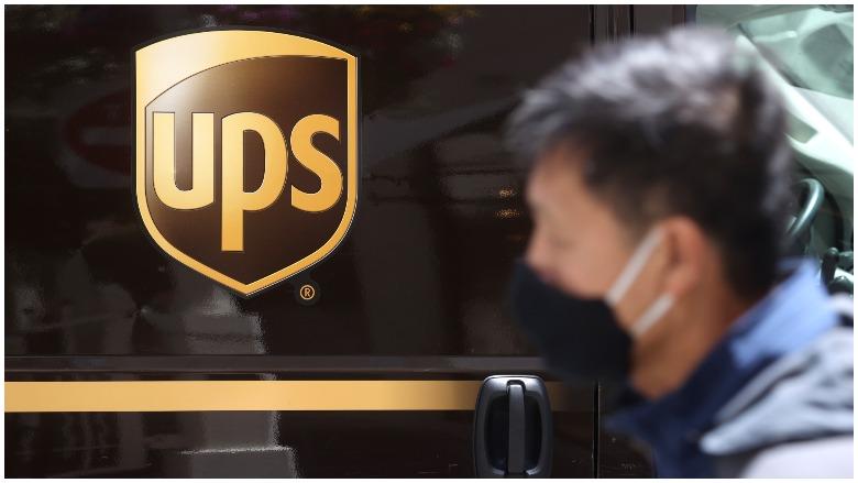 UPS Labor Day