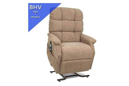 heated massaging lift recliner