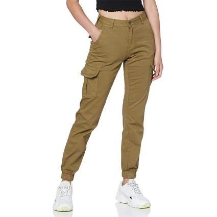Urban Classics Women's Cargo Pants