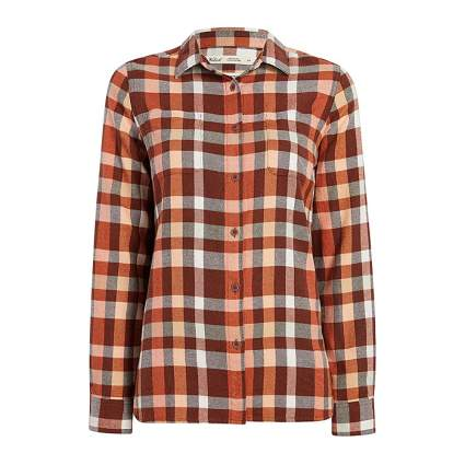Woolrich plaid shirts for women