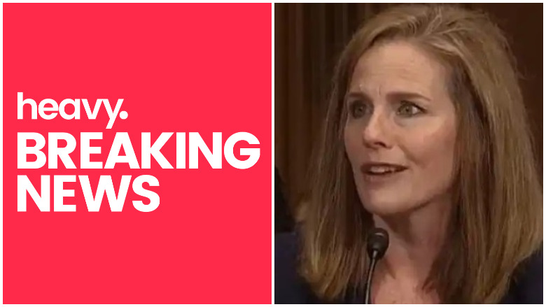 Amy Coney Barrett Is The Front-Runner To Replace Ruth ...