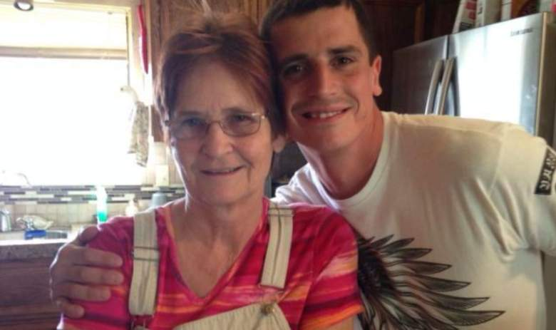 Richard Gamboa Jr. and his Aunt Barbara