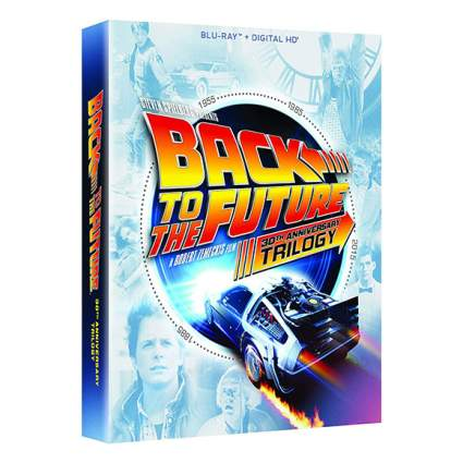 back to the future trilogy bluray