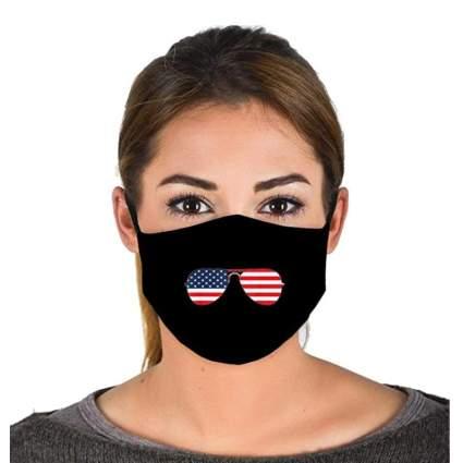Biden Aviators Face Mask
