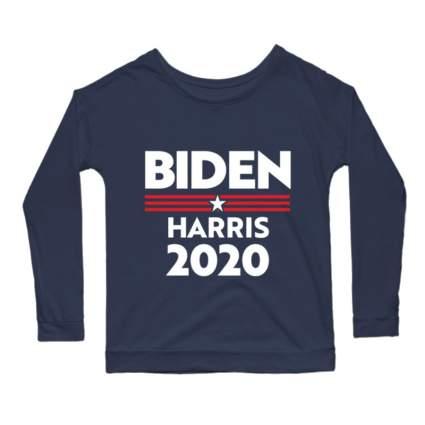 Biden-Harris 2020 Campaign Scoop Neck Tee