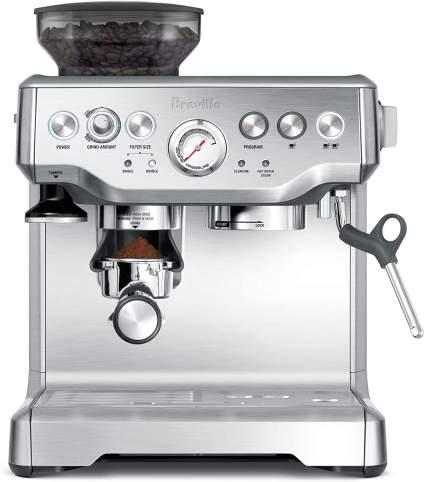 breville barista espresso machine