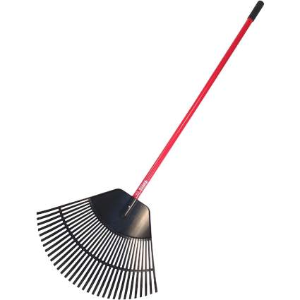Bully Tools 92630 30-Inch Poly Leaf Rake