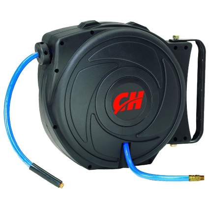 Campbell Hausfeld Retractable 50-Foot Air Hose Reel