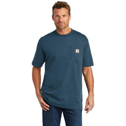 Carhartt K87 Workwear Short Sleeve T-Shirt