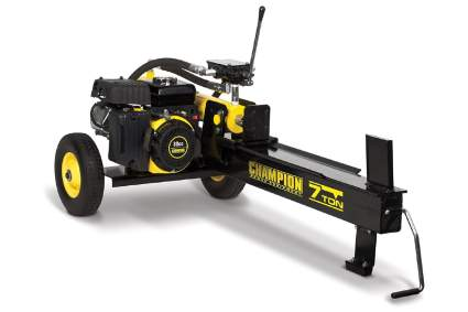 Champion 7-Ton Compact Horizontal Gas Log Splitter