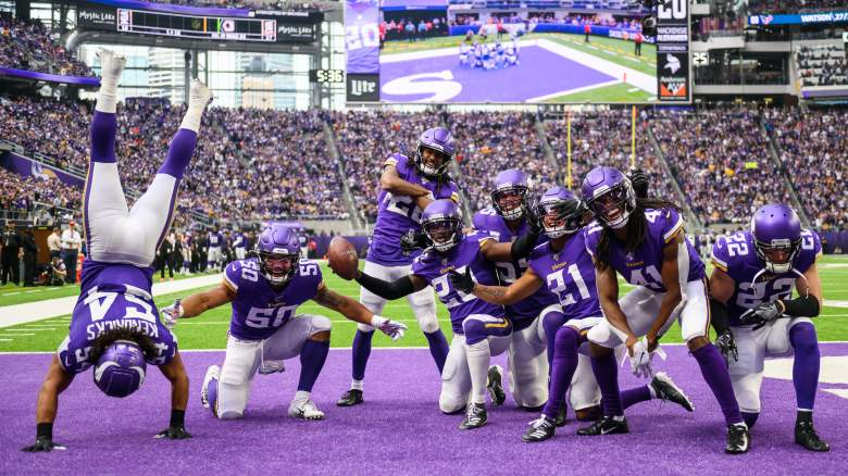 Vikings Team Pic