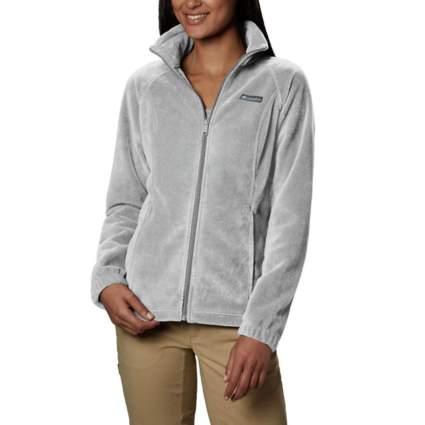 Columbia Women's Full Zip Fleece Jacket
