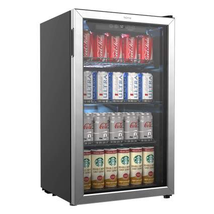 120 can beverage fridge