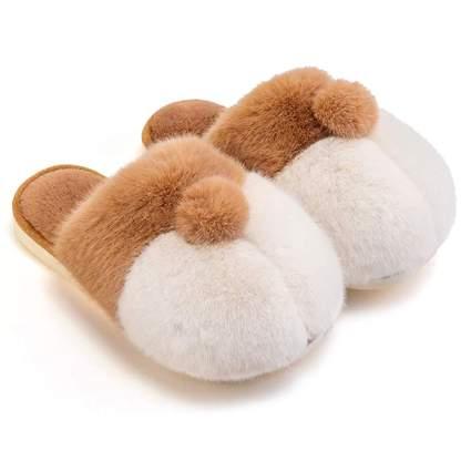corgi butt slippers