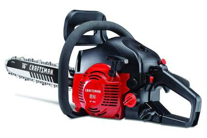 Craftsman S165 42cc 2-Cycle 16-Inch Gas Chainsaw