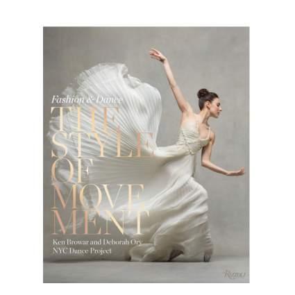dance photography book