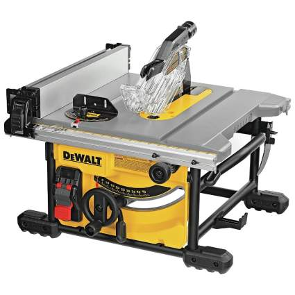 DeWalt DWE7485 8-1/4-Inch Compact Table Saw