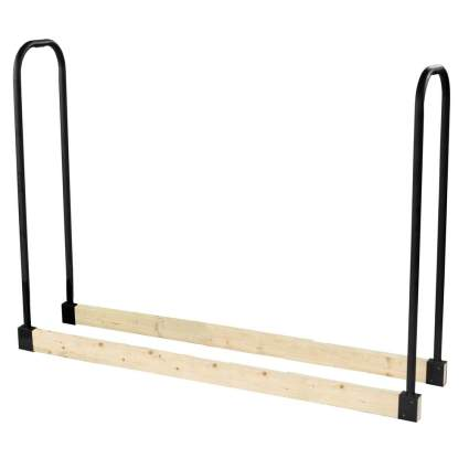 Doeworks Heavy-Duty Adjustable Firewood Rack Brackets