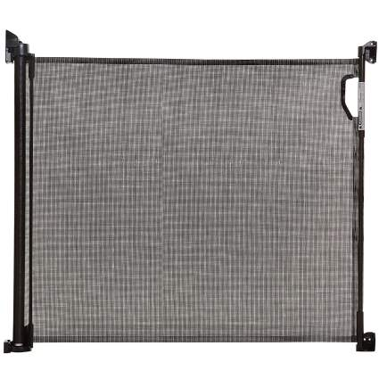 mesh roll up gate for dog fence list
